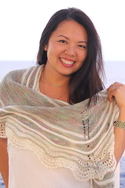 Escapado Shawl